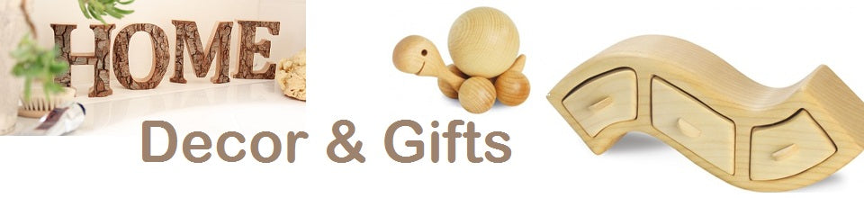 Wooden Home Decor, Nativity Puzzles and Gifts