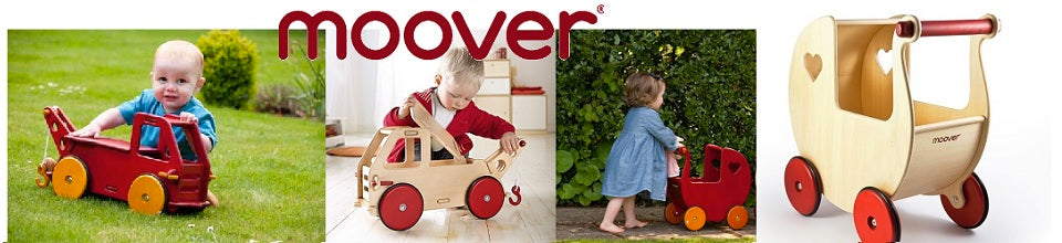 Moover Toys, Prams and Trucks