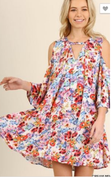 Floral Happiness Tunic