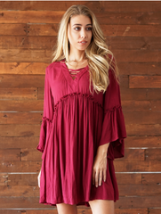 Aisha Dress Tunic - Regular and Plus