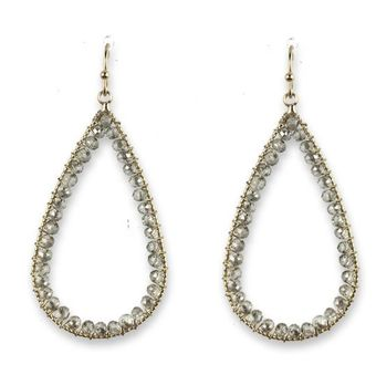 ELLIS SMOKEY Earrings