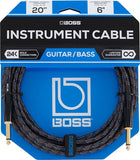 20 Foot Instrument Cable BIC-20