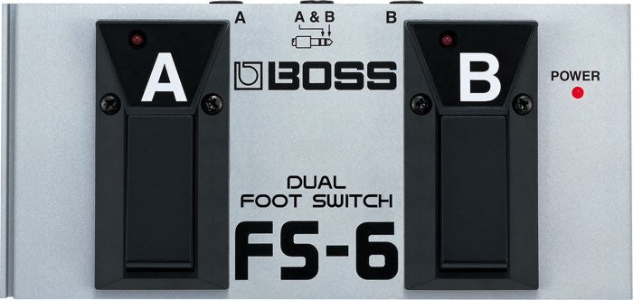 Dual Footswitch FS-6