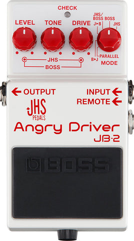 Angry Driver Pedal JB-2