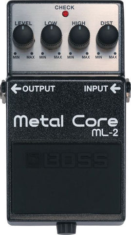 Metal Core Pedal ML-2
