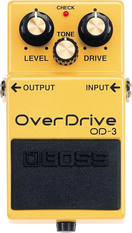 OverDrive Pedal OD-3