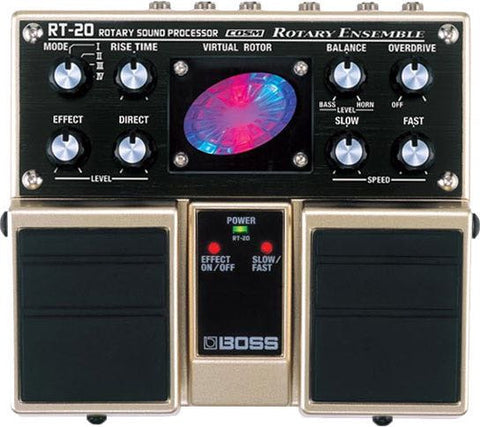 Rotary Ensemble Sound Processor Pedal RT-20