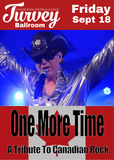 One More Time - Turvey Centre Ballroom