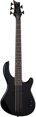 Edge 09 5 String in Classic Black E09 5 CBK