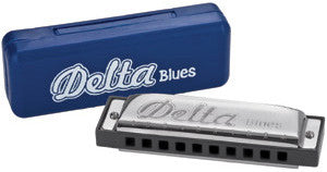 Delta Blues HD10 Harmonica
