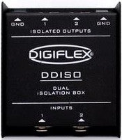DDISO Stereo Passive Isolation Box