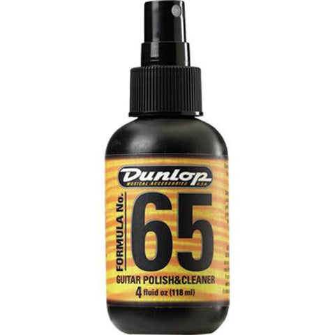 Formula No. 65 Guitar Polish & Cleaner 654