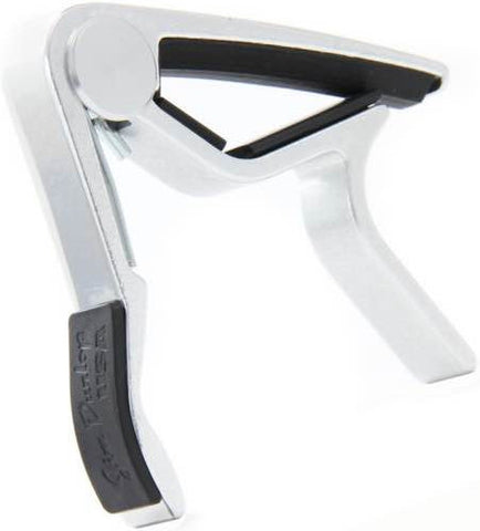 Acoustic Curved Trigger Capo in Nickel 83CN