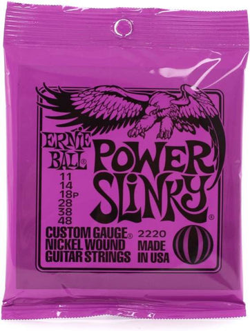 Electric Power Slinky Nickel Wound 11-48 2220