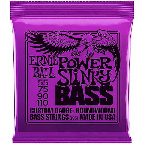 Bass Power Slinky Nickel Wound 55-110 2831