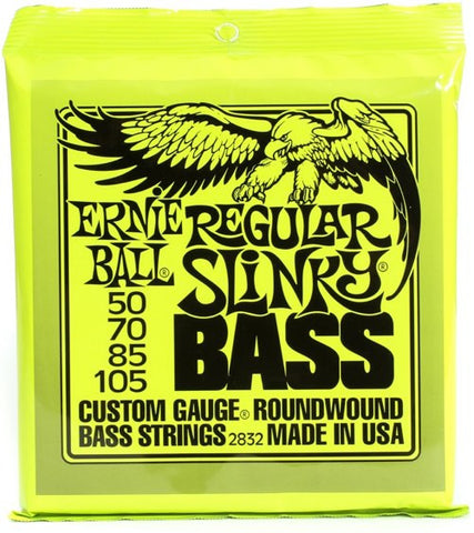 Bass Regular Slinky Nickel Wound 50-105 2832