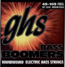 Bass Boomers Medium Scale Regular 45-105 Set 3040