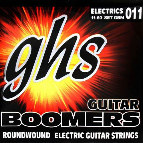 Electric Boomers Medium 11-50 Set GBM