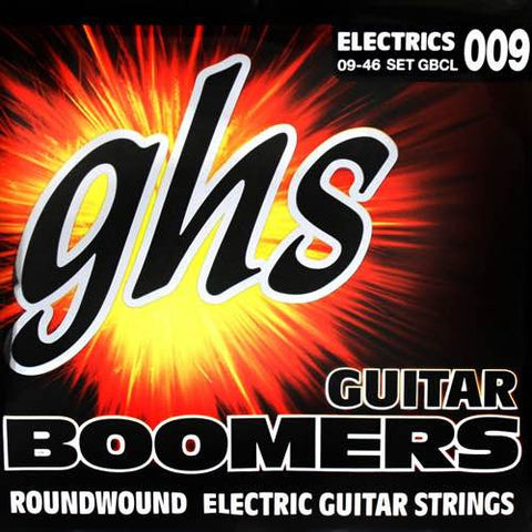 Electric Boomers Custom Light 9-46 Set GBCL
