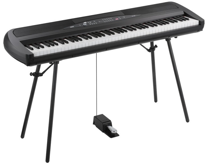 SP-280 Digital Piano in Black