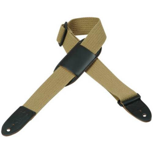 Ukulele Strap in Tan MC8PJ-TAN