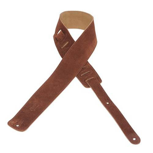 Basic Suede Strap in Brown MS1-BRN