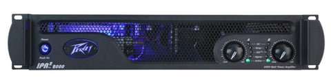 IPR2 2000 Lightweight Power Amp 3609460