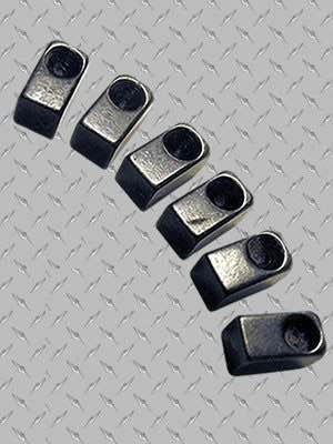 Saddle Holder Block Set in Black PR116-6