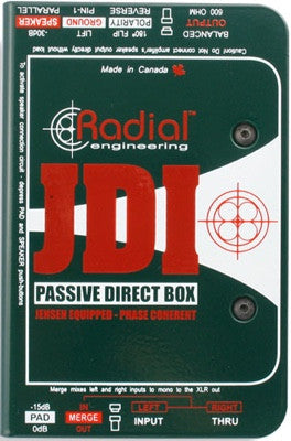 JDI Passive Direct Box