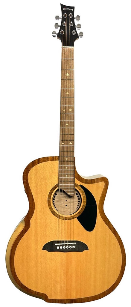 Pacific Series P 2P GA Acoustic Electric Guitar