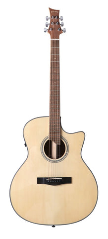 Pacific Series P550CE-A Acoustic Electric Guitar