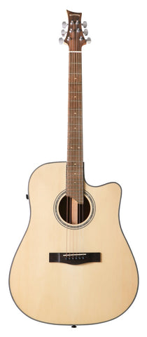 Pacific Series P550CE-D Acoustic Electric Guitar