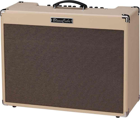 Blues Cube Artist212 Guitar Amplifier in Vintage Blonde