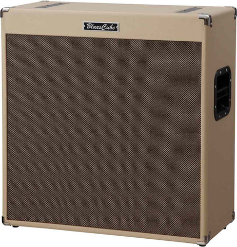 Blues Cube Cabinet410 Guitar Amplifier Cabinet in Vintage Blonde