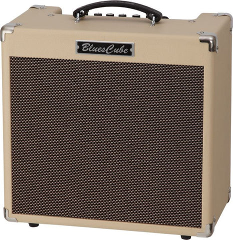 Blues Cube Hot Guitar Amplifier in Vintage Blonde