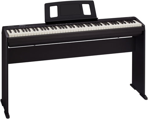 FP-10-BK Digital Piano in Black with Optional Matching KSCFP10 Stand