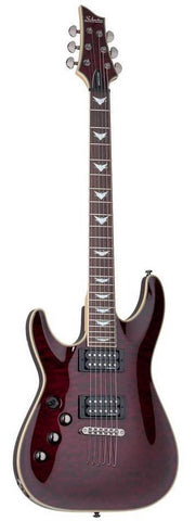 Omen Extreme-6 Left-Handed BCH in Black Cherry