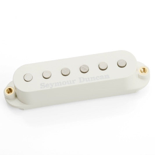 Classic Stack Plus for Strat Neck in White
