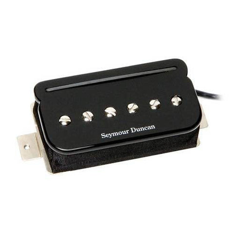 SHPR-1 P-Rails Humbucker in Black
