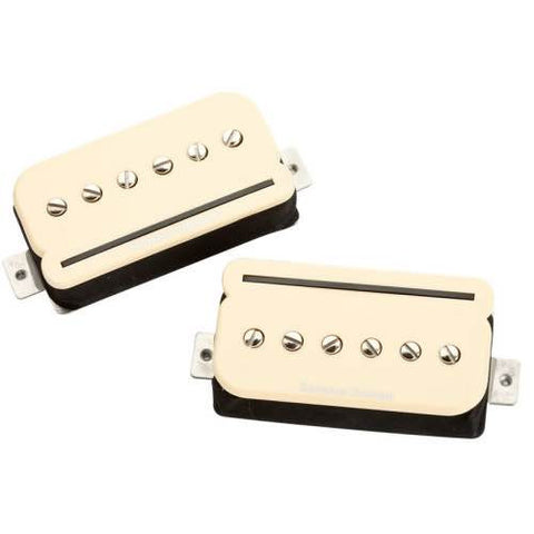 SHPR-1 P-Rails Humbucker Set in Cream