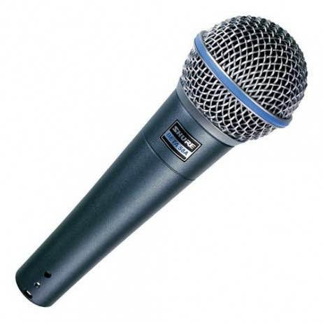 Beta 58A Microphone