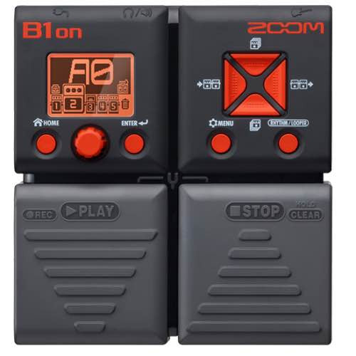 B1on Bass Effects Pedal