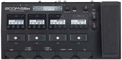 G5n Multi Effects Processor