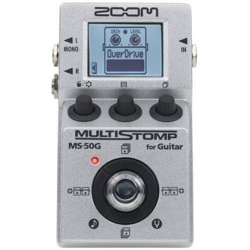MS-50G MultiStomp Guitar Pedal