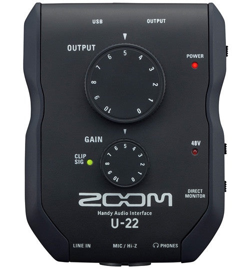U-22 Handy Audio Interface