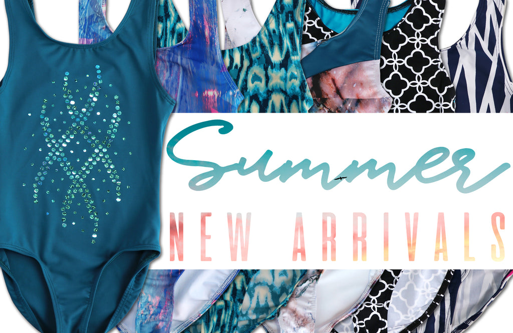 NEW LEOTARDS: SUMMER STYLES