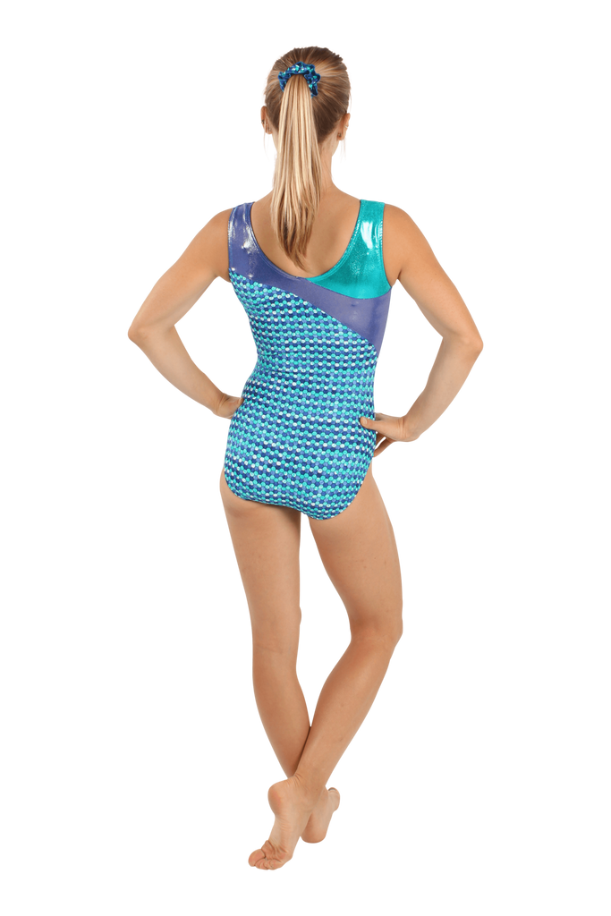Honeycomb Tank Leotard
