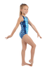 Chevron Ocean Tank Leotard