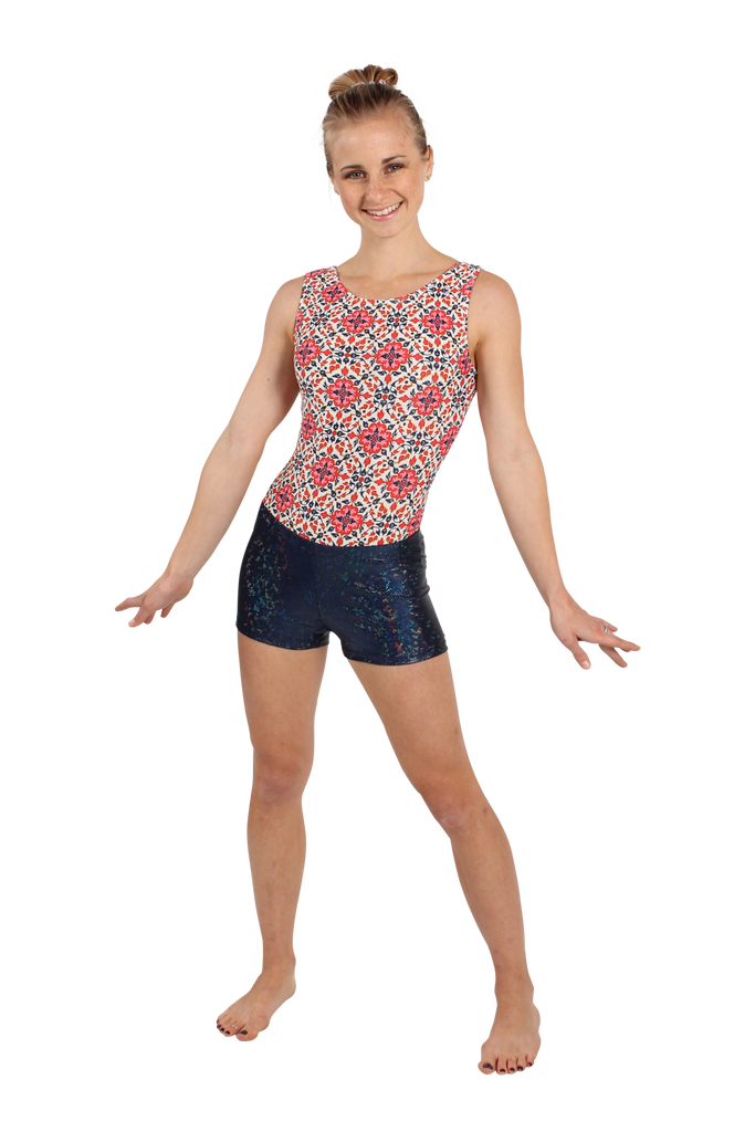 Medallion Tank Leotard
