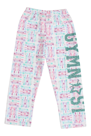 Gymnast Flannel Pants - Gypsy Arrows